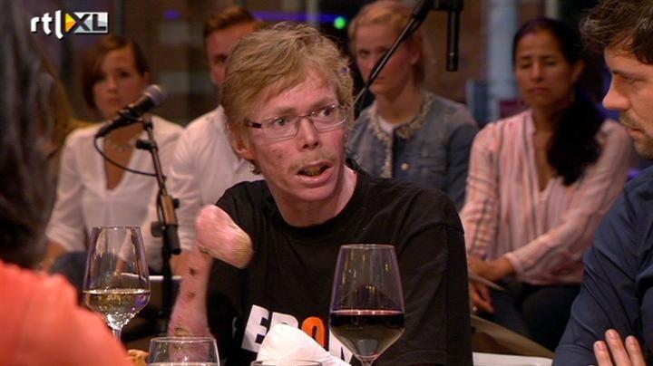 Bor te gast bij RTL Late Night