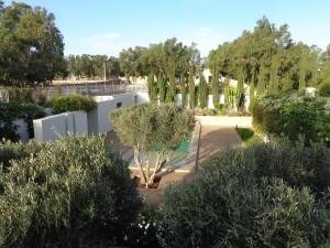 Het huis waar Pozzo di Borgo woont met zijn Marokkaanse vrouw Khadija. Foto: Annemarie Haverkamp