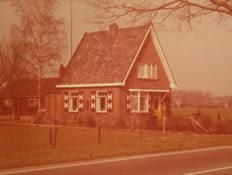 Mijn huis in 1977